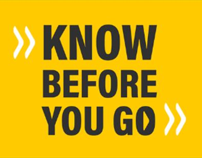 Thumbnail for Know Before You Go