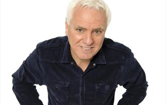 "Dave Spikey ""A Funny Thing Happened"".......(I shot Derek Rigby)"