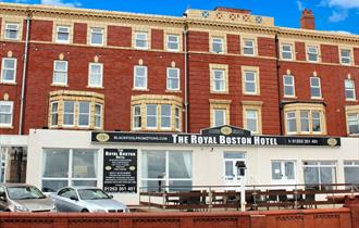 Royal Boston Exterior