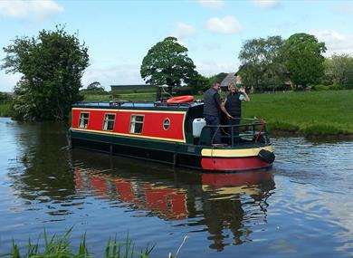 Lancaster Canal Boat Hire