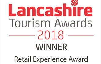 Lancashire Tourism Awards Winner