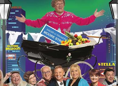 Mrs Brown's Boys D'Live