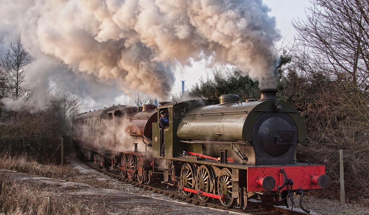 Ribble Steam Railway - Steam Railway in Preston, Ashton-on-Ribble