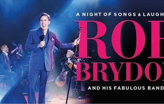 Rob Brydon 'A Night of Songs and Laughter'