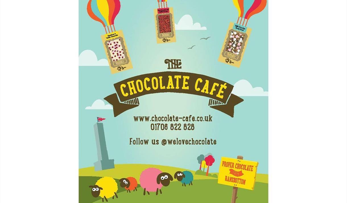 The Chocolate Cafe Café In Ramsbottom Rossendale Visit