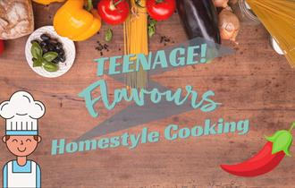 Teenage Homestyle Cooking Class at Flavours Cookery School