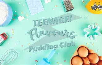 Teenage Pudding Club at Flavours Cookery School