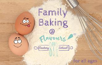 Family Baking Session at Flavours Cookery School