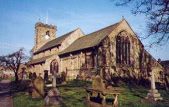Whalley Parish Church, Clitheroe