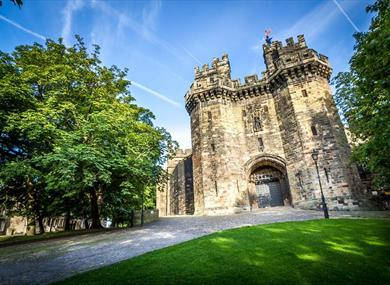 Image result for lancaster castle exterior