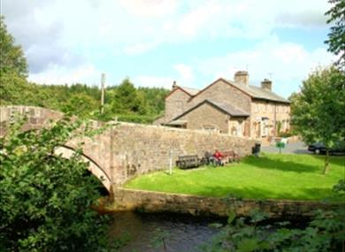 Dunsop Bridge - near Centre of the British Isles