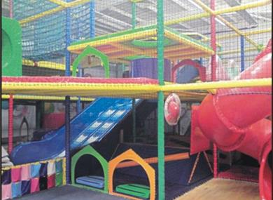 Soft Play - 4 to 10 years old