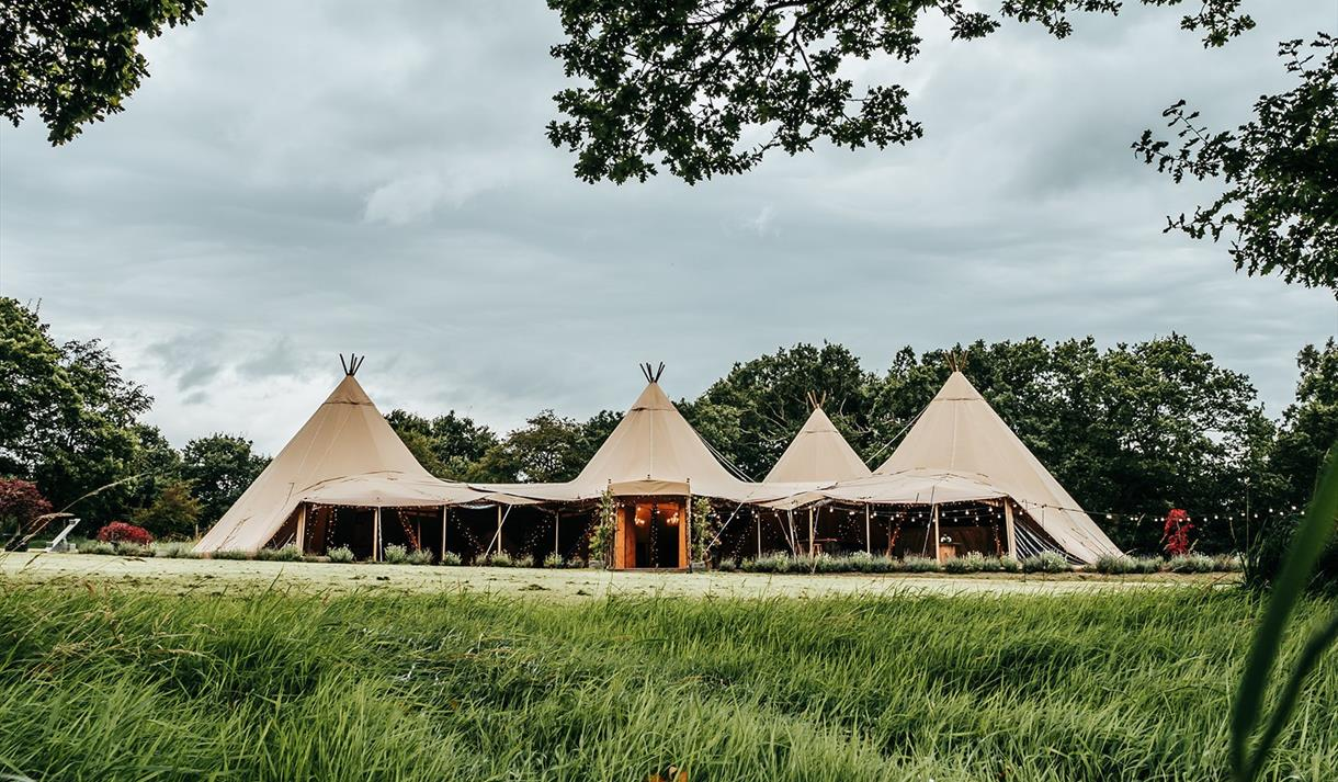 The Tipis at Riley Green