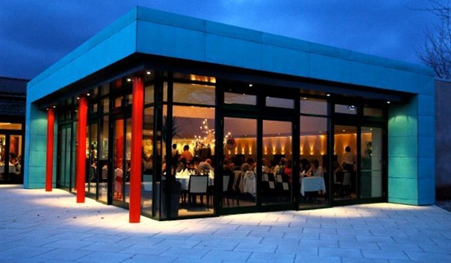 Trattoria San Marco Restaurant In Preston Much Hoole