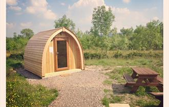 Bowland Wild Boar Park Camping Pods