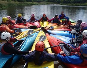 Alternative Adventure & Outdoor Activities Services - canoeing