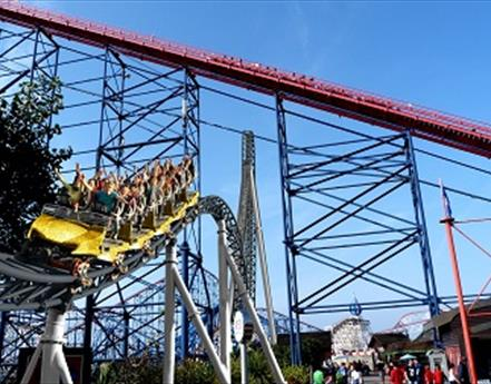 ICON £16.25m rollercoaster officially opens 25 May 2018
