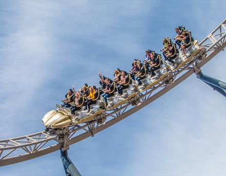 ICONIC Season for Blackpool Pleasure Beach
