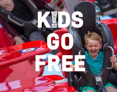 Thumbnail for Kids Go Free at Blackpool Pleasure Beach