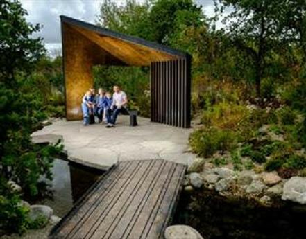 RHS Chelsea garden opens at Martin Mere