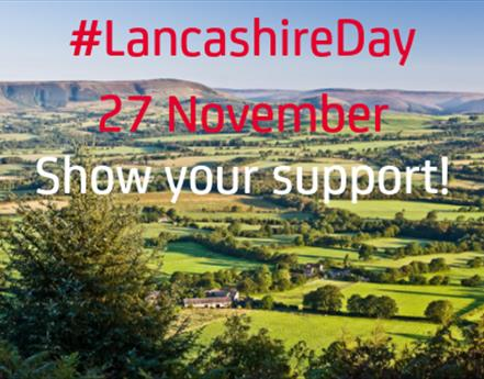 #LancashireDay is Coming