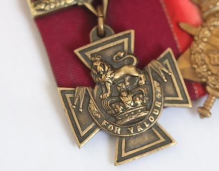 Lancashire Fusilier Victoria Crosses United for First Time at The Fusilier Museum