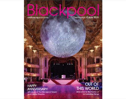 The Blackpool Destination Guide 2019 is Now Available!