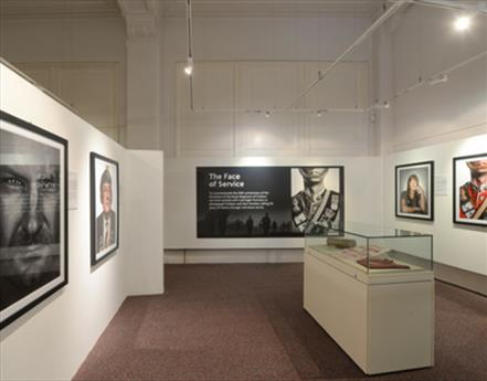 The Face of Service exhibition opens at The Fusilier Museum