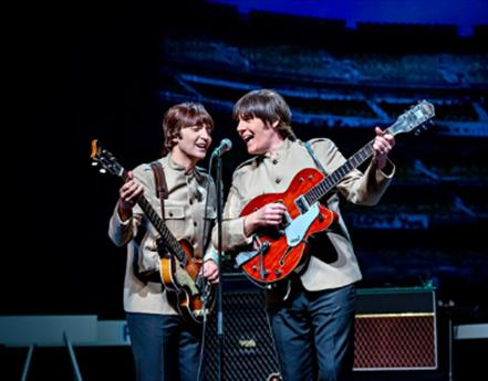 Let It Be Returns To Blackpool This Spring