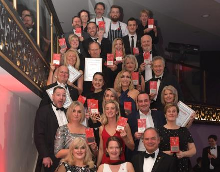 Lancashire Tourism Awards 2018 – the winners revealed