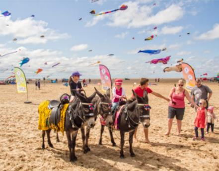 Dates Announced For St Annes International Kite Festival 2019
