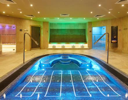 Inside Spa has retained its four bubble rating by the Good Spa Guide