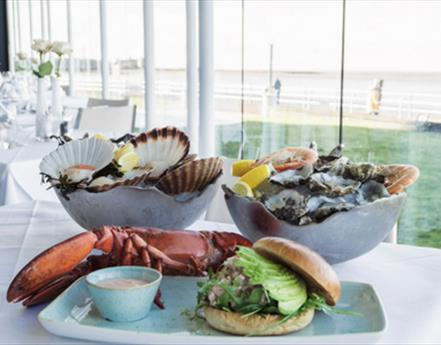 Iconic coastal hotel hosts growing Seafood Festival