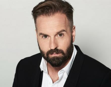 Alfie Boe to Switch-On Blackpool Illuminations 2018!