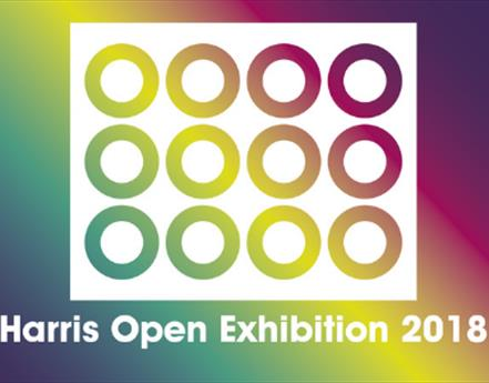 Harris Open Exhibition 2018
