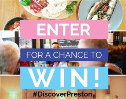 Win the Ultimate Preston Weekend