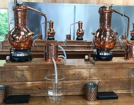 Brindle Distillery launches Cuckoo Gin workshop experience