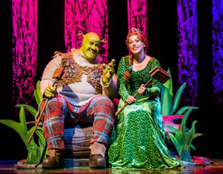 Shrek The Musical New Images