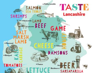 Thumbnail for Taste Lancashire at Home