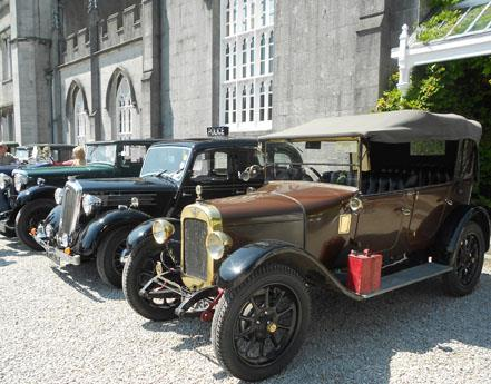 Leighton Hall Packs the Park with Classic Cars this July