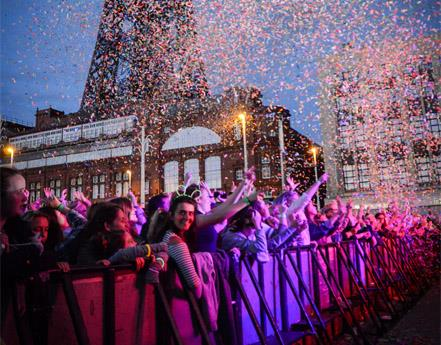 Blackpool Illuminations Switch-On Weekend 2018  Planning your visit
