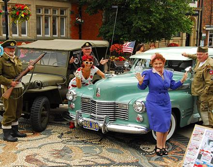 'We'll Meet Again' at Lytham 1940s this weekend