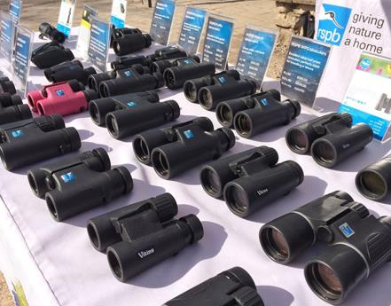Don't miss the RSPB Binocular and Telescope Open Weekend on 25 and 26 August