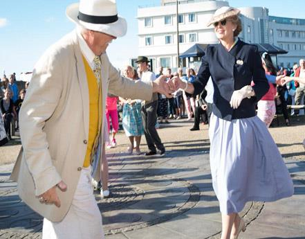 Vintage by the Sea returns to Morecambe for a stunning sixth year of culture and creativity