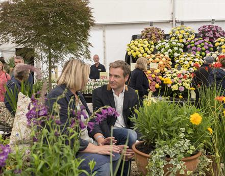 Chorley Flower Show – Lancashire is the Northern Flowerhouse