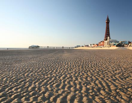 Blackpool's Tourism Season Launched in Spectacular Style