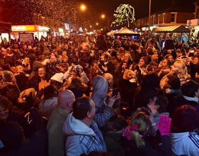 Thumbnail for Leyland Christmas Festival & Celebrity Light Switc