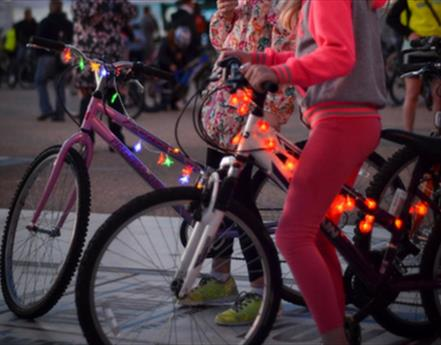 Let's Ride the Lights!  What's On for 2018