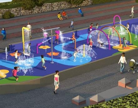 Lytham Splash Water Park Opening Soon
