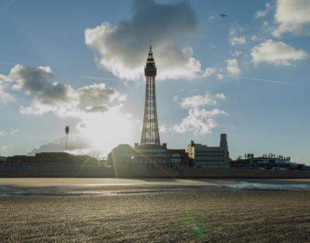 Check out Blackpool Access Guides on the new AccessAble App